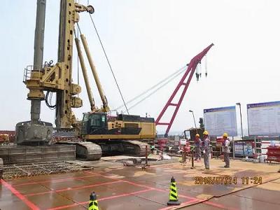 东莞旋挖钻机培训学校限位开关和行程开关在旋挖钻机中的应用