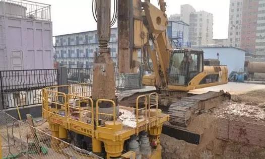 旋挖机学徒旋挖钻机保养知识详解