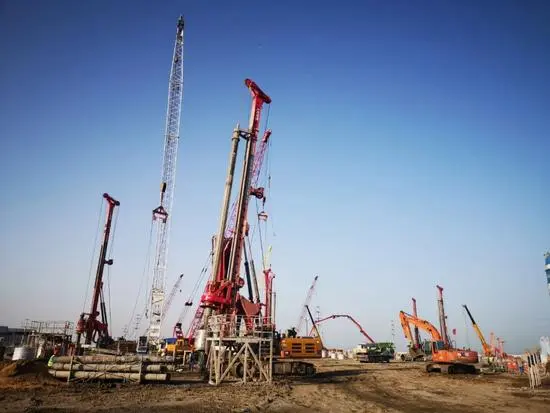 广州学旋挖钻机旋挖钻机这样保养