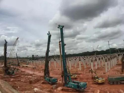 旋挖机培训学费旋挖桩如果遇到这6种地层如何处理