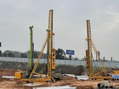 旋挖钻机机手培训学校旋挖机常见的油缸密封圈种类及其作用