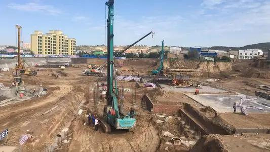 旋挖机培训机构桩基施工机械旋挖机选用原则