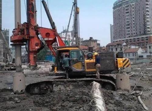 旋挖钻机学习沪蓉高速旋挖钻机灌注桩施工案例
