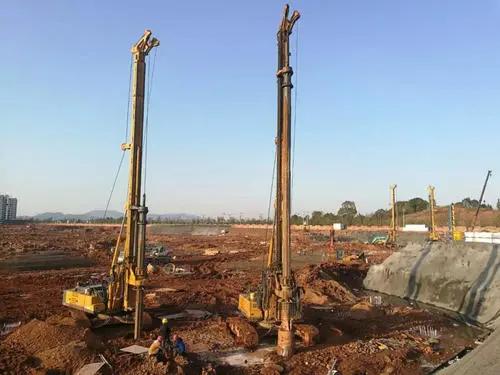 旋挖钻机教育购买旋挖钻机一定要考虑三方面风险
