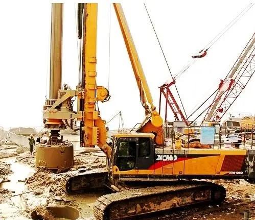 旋挖钻机学习