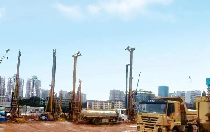 山河高能旋挖钻机培训基地