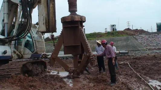旋挖钻机学校哪家好旋挖钻机测深不准确故障排查