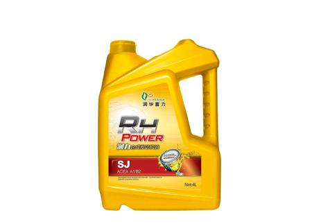 润力SJ10W-30/15W-40 20W-50高清净汽油发动机油