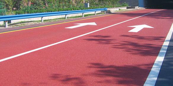 彩色防滑路面胶黏剂