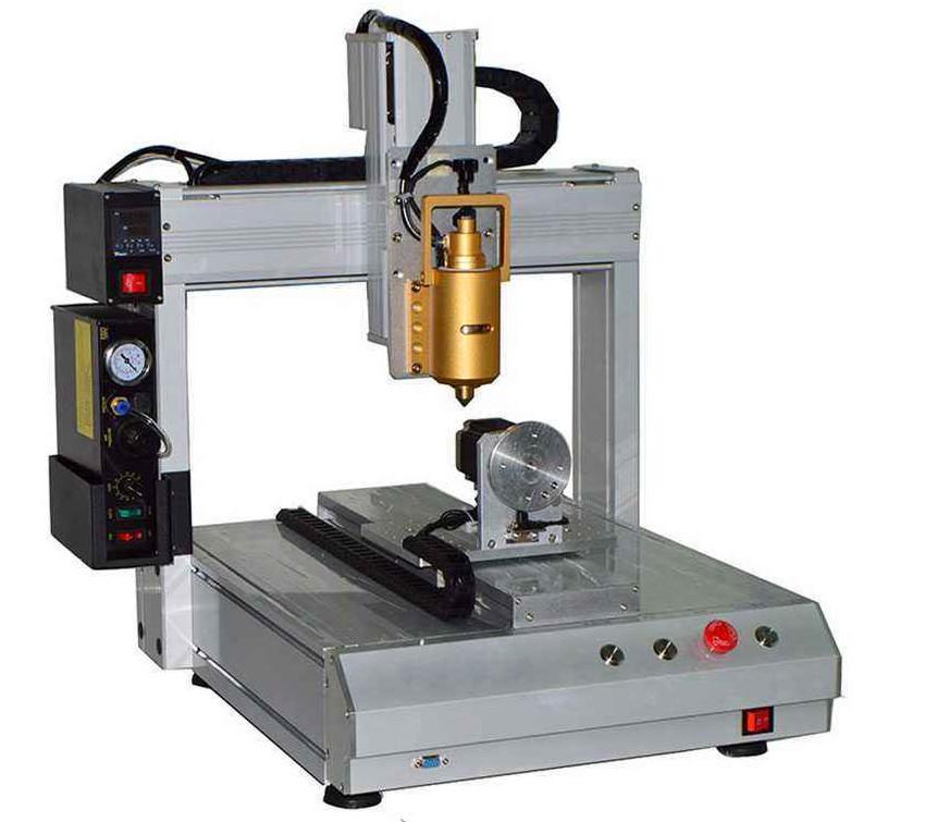 桌面型点胶机的种类和用途介绍