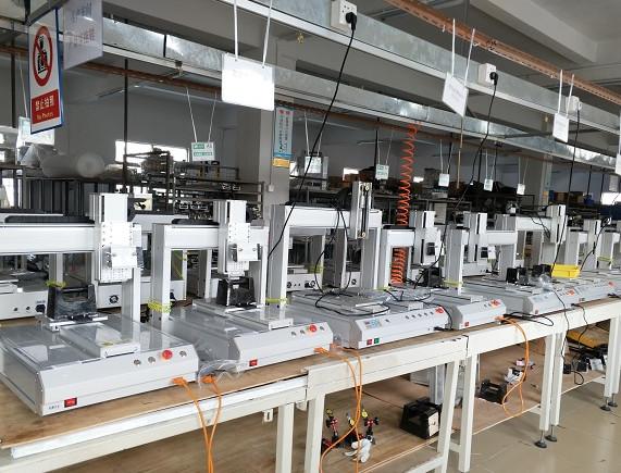 自动焊锡机出现故障常见的解决处理方案