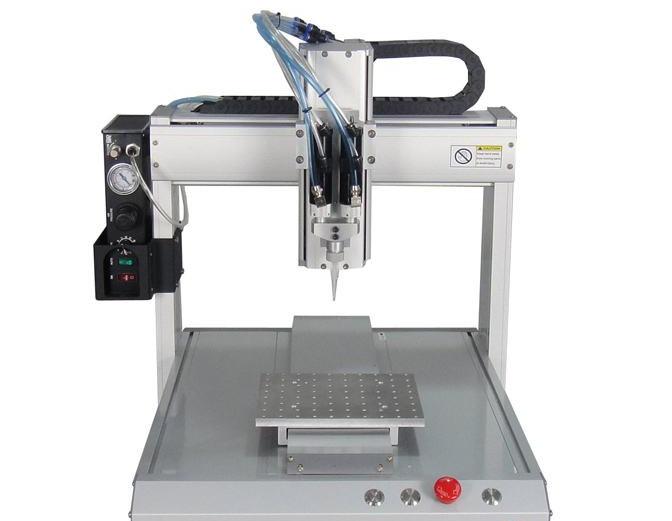 全自动点胶机对比手动点胶机有哪些优势