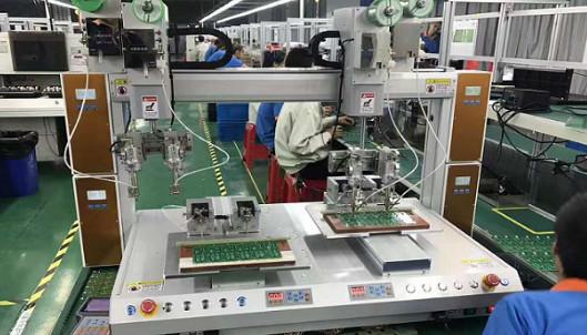 自动焊锡机适合在哪些领域进行使用