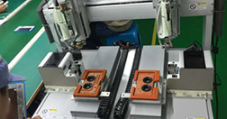 自动螺丝机调试方法