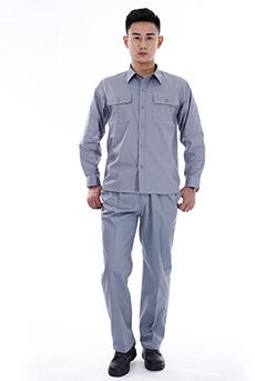 纯棉细斜纹系列—夏装长袖