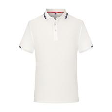 运动速干翻领polo短袖广告衫