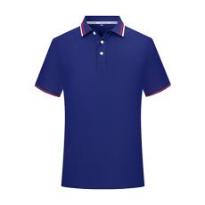 Polo衫定制夏季短袖T裇广告文化衫