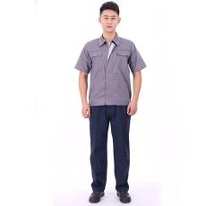 纯棉细斜纹系列—夏装短袖