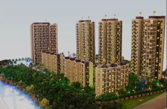 杭州沙盘模型