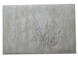 艺术漆-天鹅绒+印花