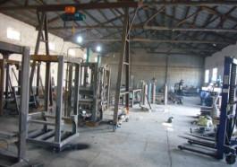 泸州工程机械公司