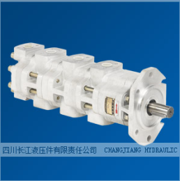 供应山东青岛长江液压齿轮泵修理专业厂家