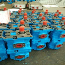 三联齿轮泵 长江齿轮油泵 钻机高压泵 CBY3100/3080/3040-2FRT