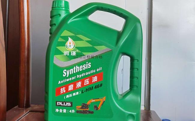 如何正确使用抗磨液压油?