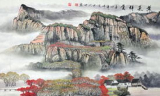 中国的琴棋书画