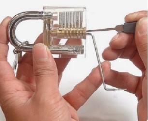 博山换锁芯