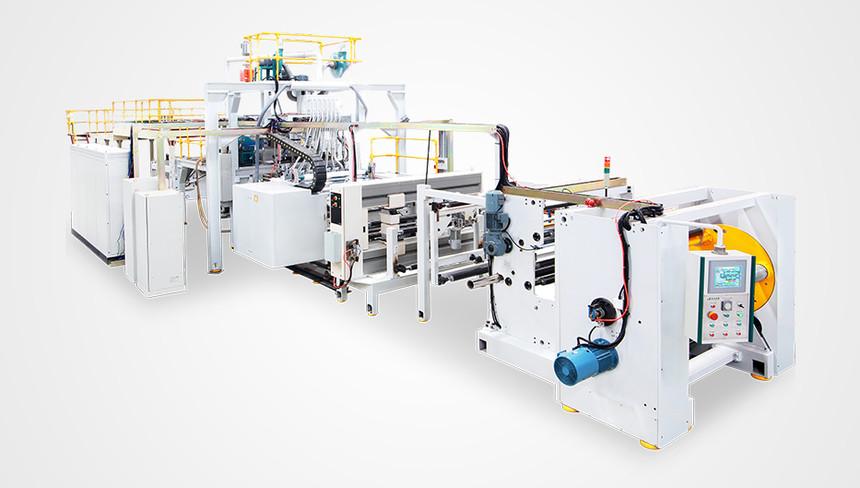 PVDF流延薄膜生产线