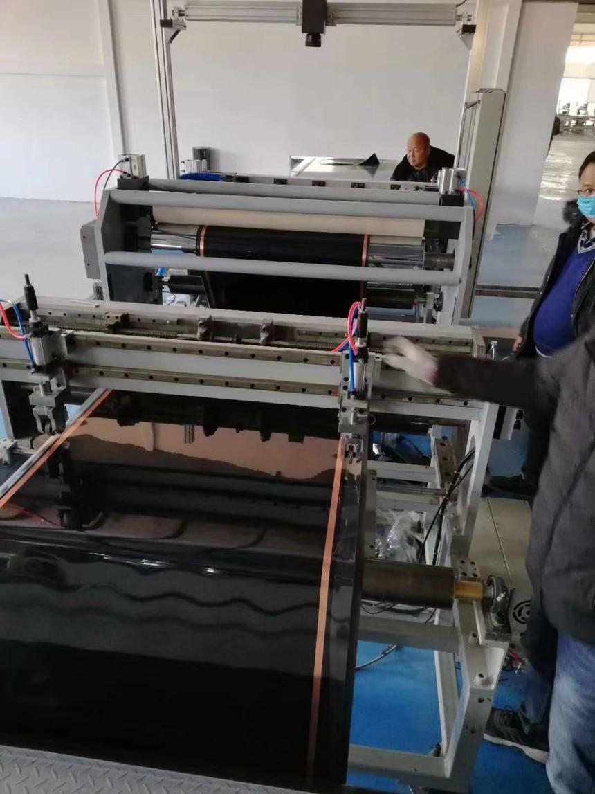 石墨烯涂布复合生产线
