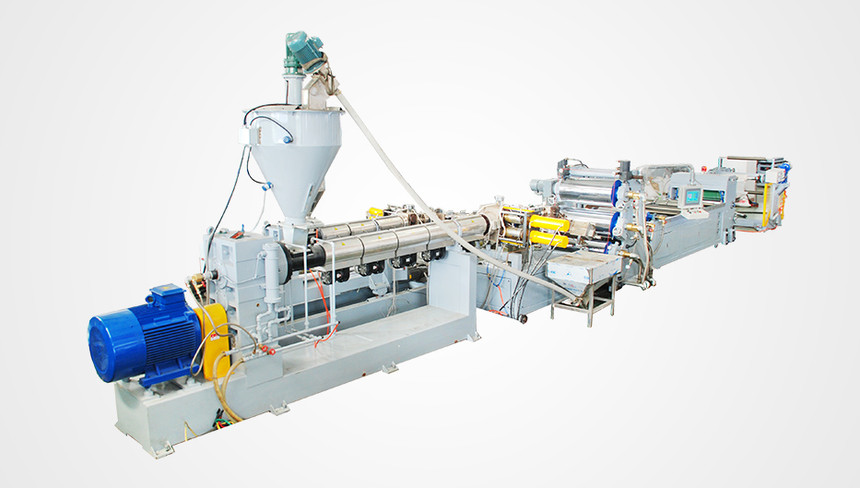 PVDF光伏背板生产线