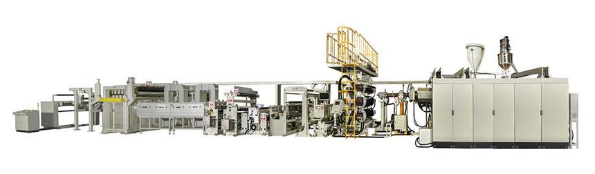 共挤出类阻隔性复合薄膜生产工艺