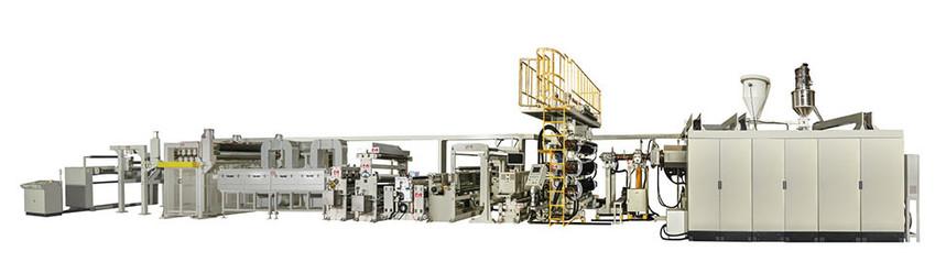 涂布型PVDC阻隔包装薄膜的性能