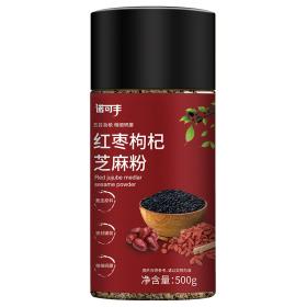 紅棗枸杞芝麻粉
