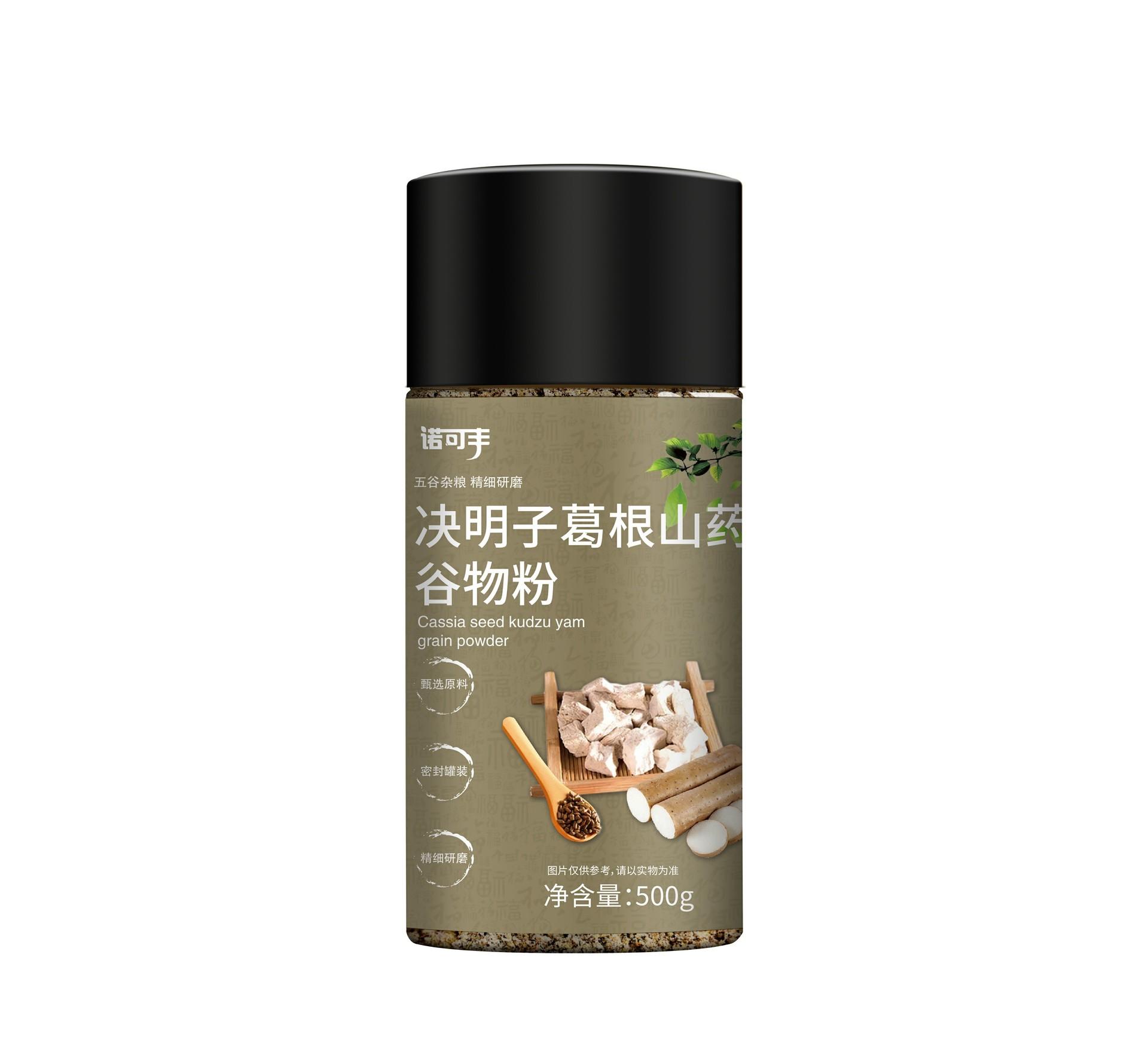 諾可豐-決明子葛根山藥谷物粉