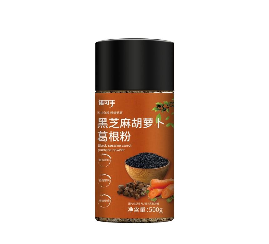 諾可豐-黑芝麻胡蘿卜葛根粉