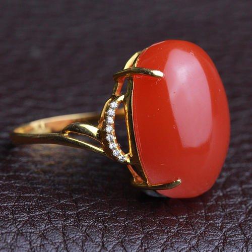 樱桃红18k金镶嵌南红玛瑙戒指.jpg