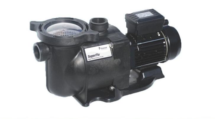 """玻滨特尔-PENTAIR""""Whisperflo系列泳池循环水泵设备"""