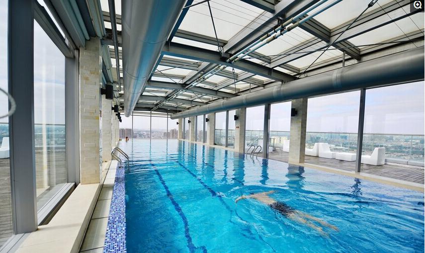 西班牙亚仕图水泵一般大量应用于泳池循环设备工程