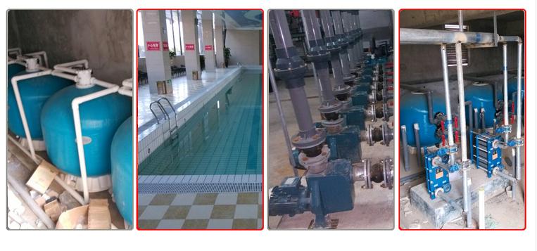 泳池水循环设备