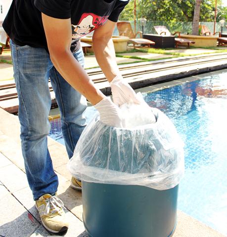 泳池消毒设备