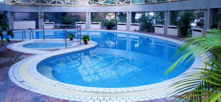 游泳池水循环过滤系统设备
