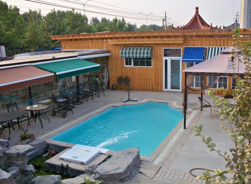 别墅游泳池类型