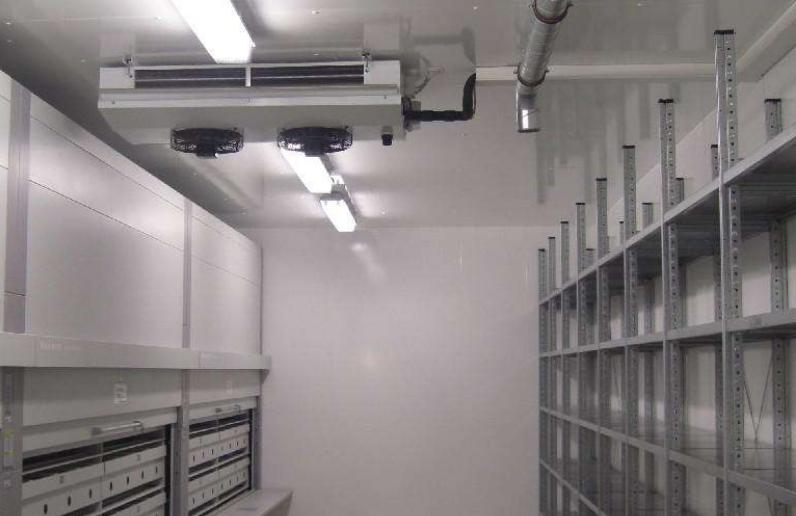 500平米速冻冷库设计安装