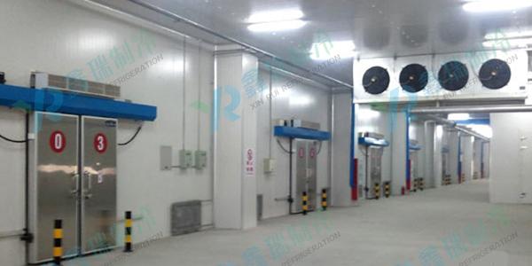 3000平米生鲜冷库