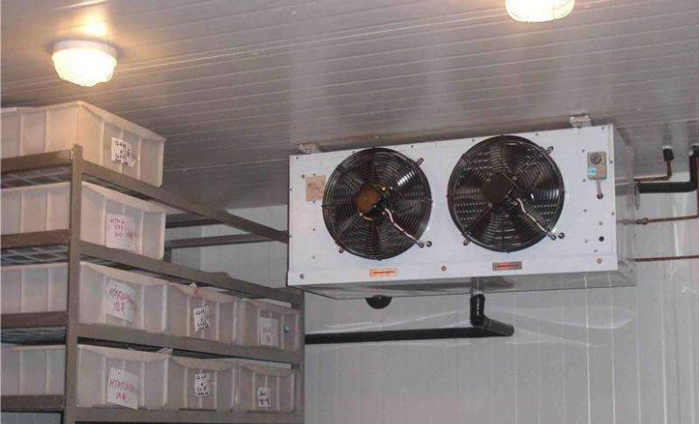 食品保鲜冷库工程