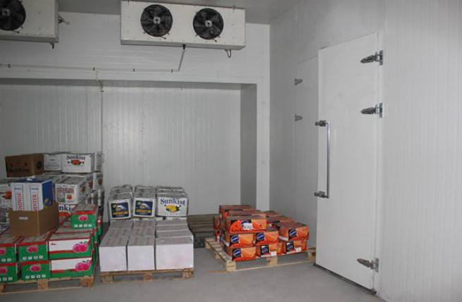 小型果蔬冷库设计
