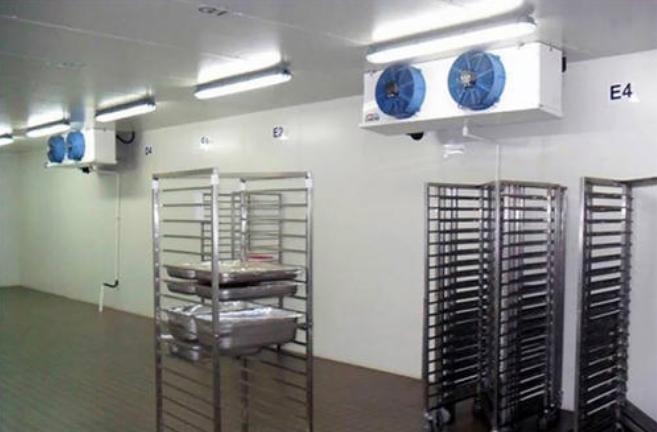 3000立方食品冷库